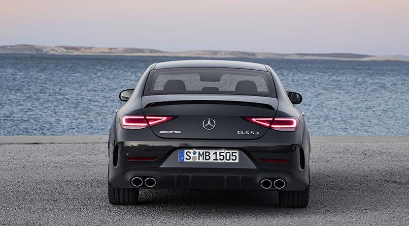Mercedes-AMG 53 E Coupé