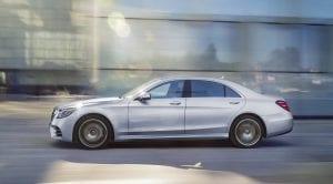 Mercedes Clase S conducción autónoma