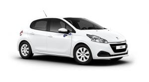 Serie especial Peugeot 208 Like