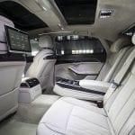 Plazas traseras Audi A8 L