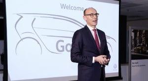 La producción del Volkswagen Golf VIII iniciará en junio de 2019