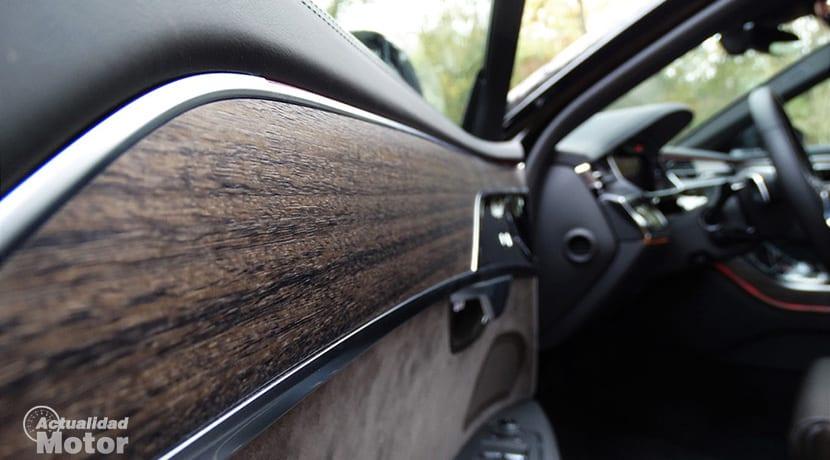 Inserciones del Audi A8