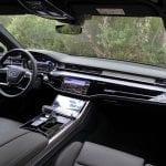 Prueba Audi A8 diseño interior