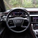 Puesto conducción Audi A8
