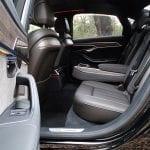 Prueba Audi A8 espacio plazas traseras