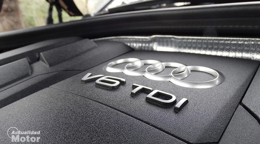 Audi A8 motor TDI