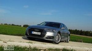 Prueba Audi A8 L