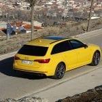 Prueba Audi S4 Avant exterior