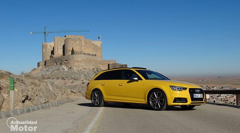 Prueba Audi S4 Avant