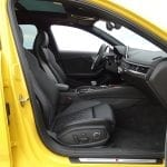 Prueba Audi S4 Avant plazas delanteras