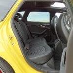 Prueba Audi S4 Avant plazas traseras