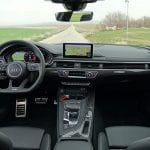 Prueba Audi S4 Avant diseño interior