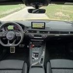 Prueba Audi S4 Avant salpicadero