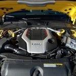Audi S4 Avant motor 3.0 TFSI
