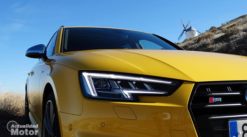 Faros Matrix LED Audi S4 Avant