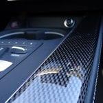 Acabado en símil fibra de carbono del Audi S4 Avant