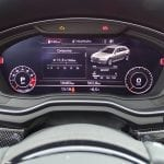 Audi Virtual Cockpit del Audi S4 Avant