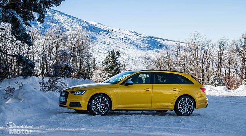 Audi S4 Avant 3.0 TFSI V6 Turbo 354 CV