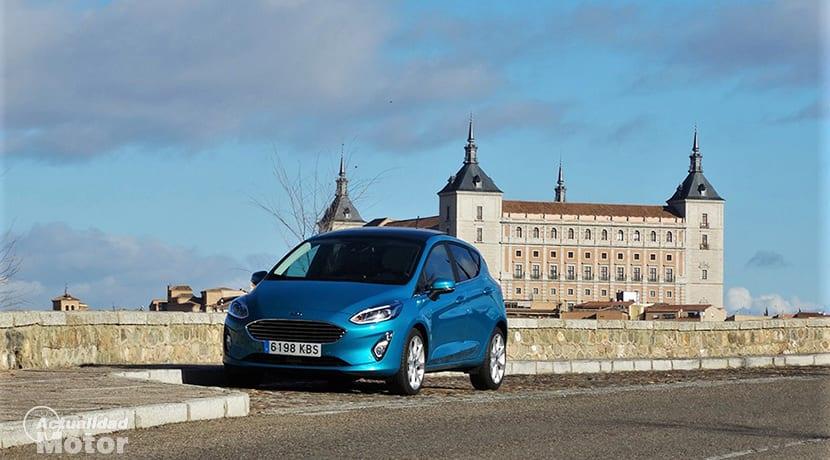 Prueba y precios del Ford Fiesta