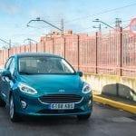 Dinámica del Ford Fiesta
