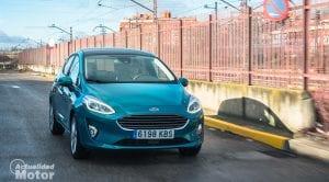 Prueba Ford Fiesta