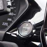 Detalles interiores del Ford Fiesta