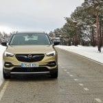 Prueba Opel Grandland X frontal