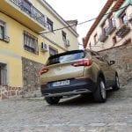 Prueba Opel Grandland X trasero