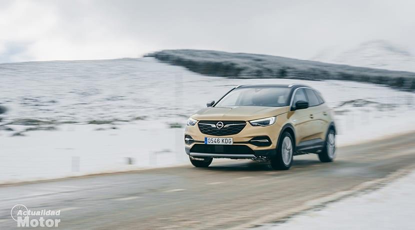 Prueba Opel Grandland X