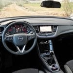 Prueba Opel Grandland X puesto conducción