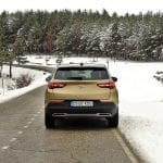 Prueba Opel Grandland X trasera