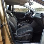 Prueba Opel Grandland X plazas traseras