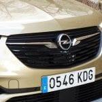 Prueba Opel Grandland X parrilla