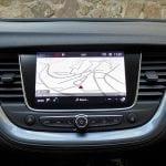 Prueba Opel Grandland X pantalla principal