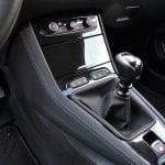 Prueba Opel Grandland X palanca de cambios