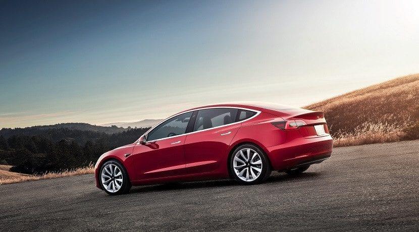 Cualidades dinámicas del Model 3