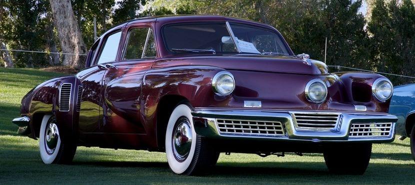 Tucker '48 Sedan