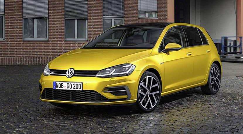 Spot Volkswagen Golf
