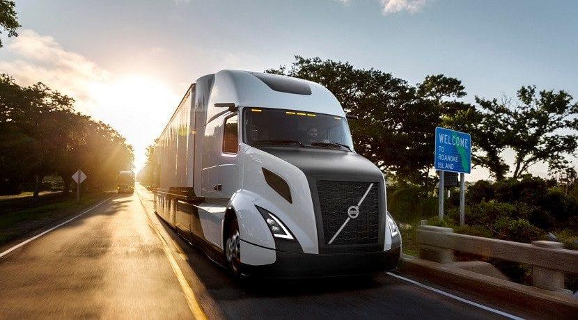 Supertruck Volvo. Experiencia acumulada para crear camiones eléctricos