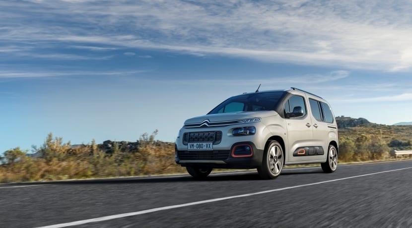 Citroën Berlingo 2018 Grupo PSA