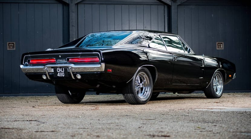 Dodge Charger Bullit