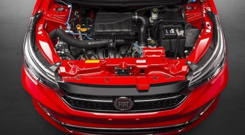 Fiat Cronos motor