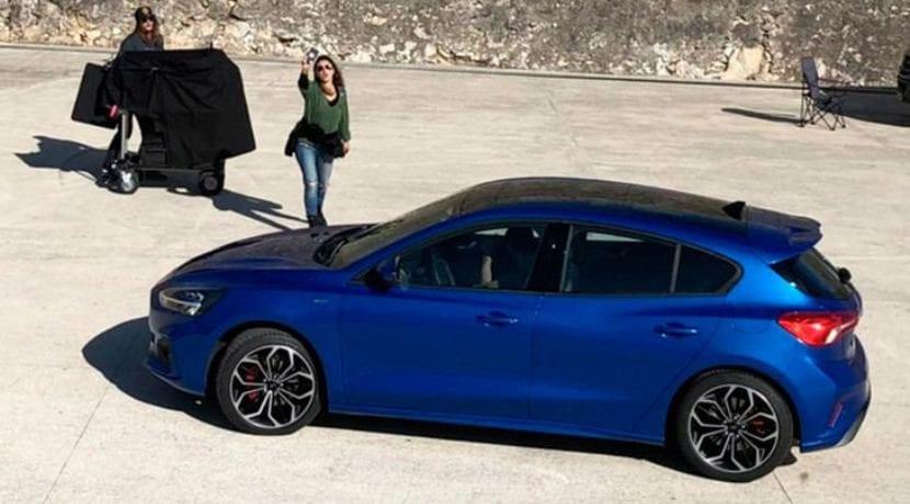 Ford Focus 2018 filtrado