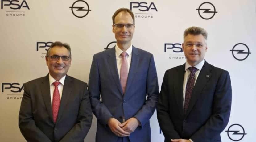 Grupo PSA Opel Corsa Eléctrico Figueruelas