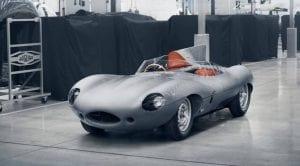 Jaguar Classic D-Type