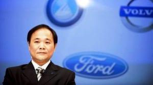Li Shufu Geely - Daimler AG (Mercedes-Benz) accionista