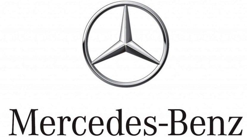Logo Mercedes-Benz (Daimler AG)