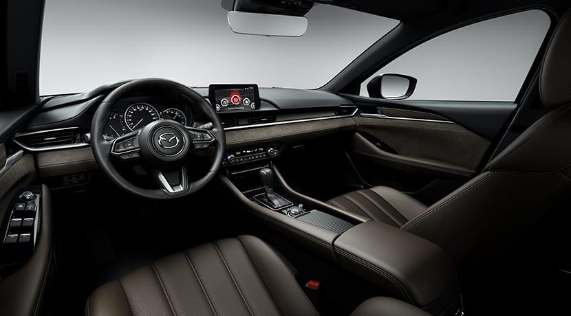 Interior del Mazda6