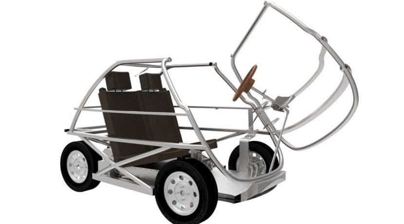 Micro Mobility Microlino