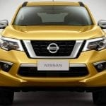 Nissan Terra 2018
